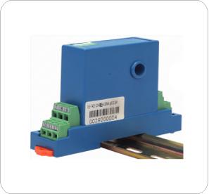 DTA一入一出端子/穿孔电量隔离变送器